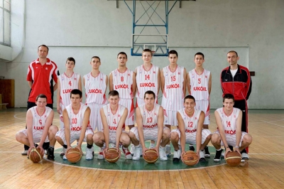 LUKOIL kids team