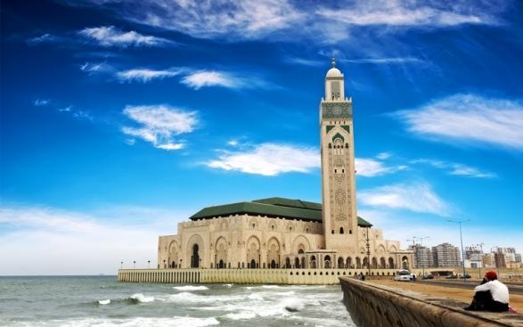 Казабланка, Мароко