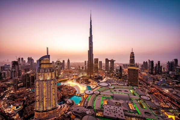 Дубай, Бурж Кхалифа