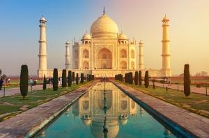 Таж Махал, Индия