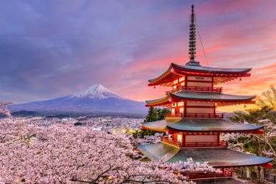 Фуджи, Япония