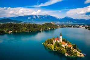 Блед, Словения