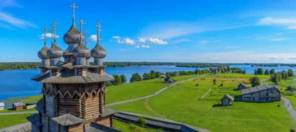Кижи, Русия