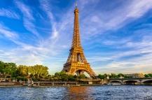 Айфелова кула, Париж, Франция