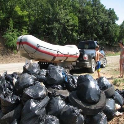 Еколози почистиха река Арда - 3