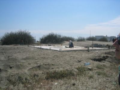 Половин тон боклук от километър плажна ивица  - 2