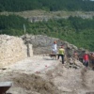 Ковашки огнища от началото на 13 в. откриха на хълма Трапезица