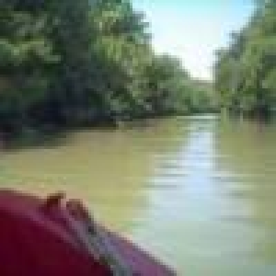 Рибарска мрежа е разположена в река Камчия, в района на резервата