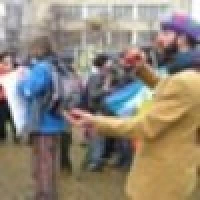 Природозащитници протестират