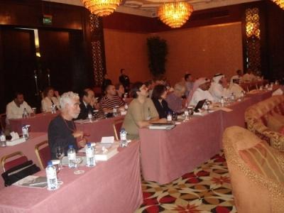 Експертна среща за ловния сокол, Абу Даби - Снимка1