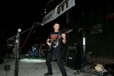 Трети национален Офроуд събор - Пловдив - Концерт на рок група Offroad