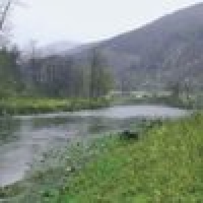 Река Искър - морунаш