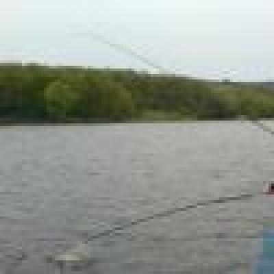 Язовир Ястребино - Бяла риба