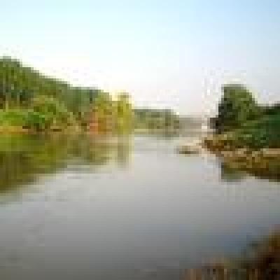Река Янтра - Щука