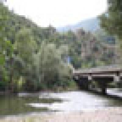 Река Бистрица в Кюстендилско е разширила