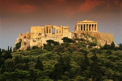 Athens Acropol