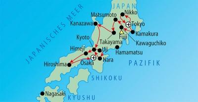 Japan Tour 14 Days 01