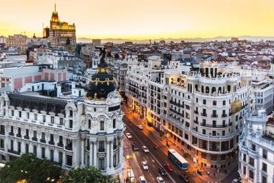 Нова Година в Мадрид