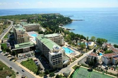 Sol Nessebar Bay & Mare 4*