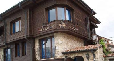 Victoria Hotel Nessebar 01