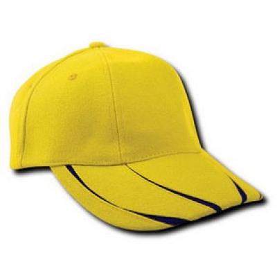 Шапки FIRE - Шапка FIRE - жълта