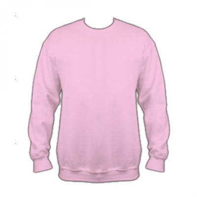 Ватена блуза - розова
