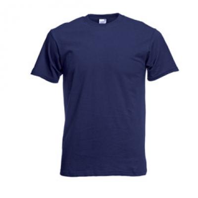 Тенски Fruit of the loom - Тъмно синя тениска Fruit of the Loom