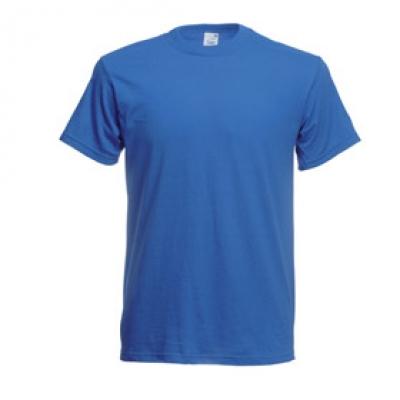 Тенски Fruit of the loom - Синя тениска Fruit of the Loom