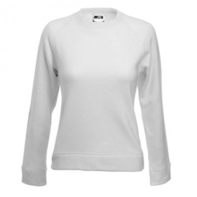 Блуза дамска с дълъг ръкав - бяла