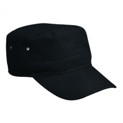 Шапка Милитъри N158 черна