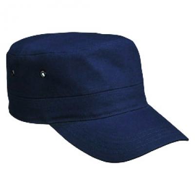 Шапка Милитъри N158 тъмно синя