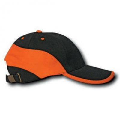 Шапка Формула N15 black-orange