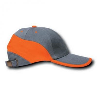Шапка Формула N15 gray-orange