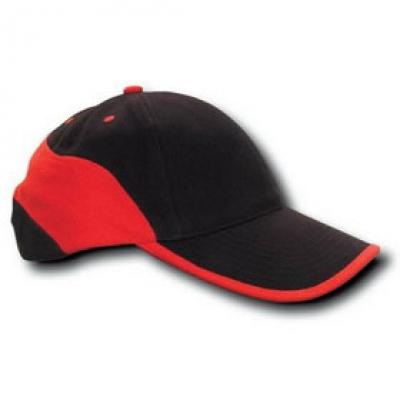 Шапка Формула N15 red-black