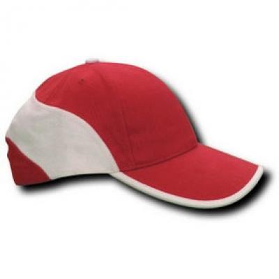 Шапка Формула N15 red-white