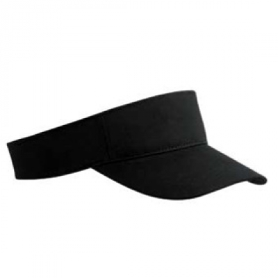 Козирка Сингъл N162 черна