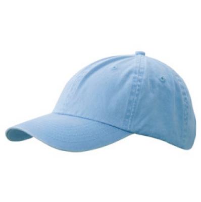 Шапка Избелена N165 небесно синьо