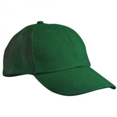 Шапка Heavycotton N186 зелена