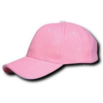 Шапка Сандвич N37 pink