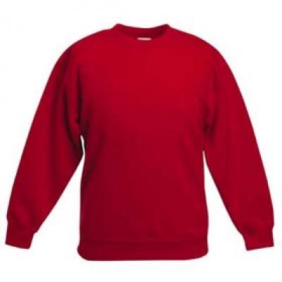 Детски блузи - червено