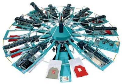 ЦЕНИ за печат на текстил- ситопечат върху текстил