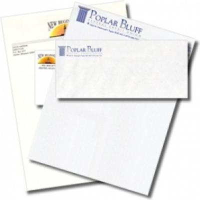 Печатни изделия - Приемат се поръчки за пощенски пликове с фирмен печат.