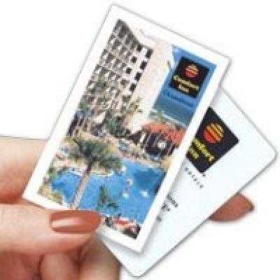 Хотелски паспорт и визитка