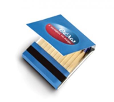 Кибритена книжка 7721-размери 50х55х6-20 клечки