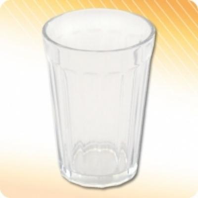 Чаши с Вашето лого - Стъклена чаша МЕРИ - 220мл за безалкохолни и алкохолни напитки, уиски, водка, вода, чай.