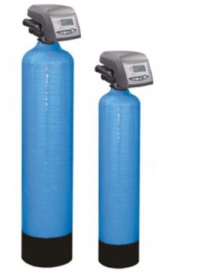 Филтърни системи за отнемане на желязо и манган (безреагентни) с регенерация с вода.