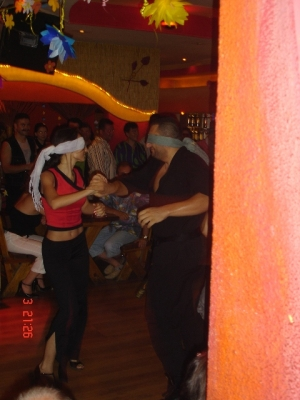 Кьорави танци
