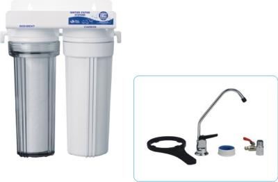 Двустепенна система за монтаж под мивката тип FP2