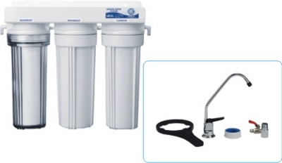 Тристепенна система за монтаж под мивката FP3
