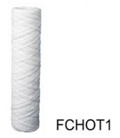 За гореща вода от памучно-хартиени влакна